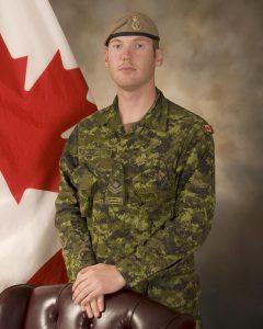 Sergeant Andrew Joseph Doiron, KIA March 6, 2015, Iraq.