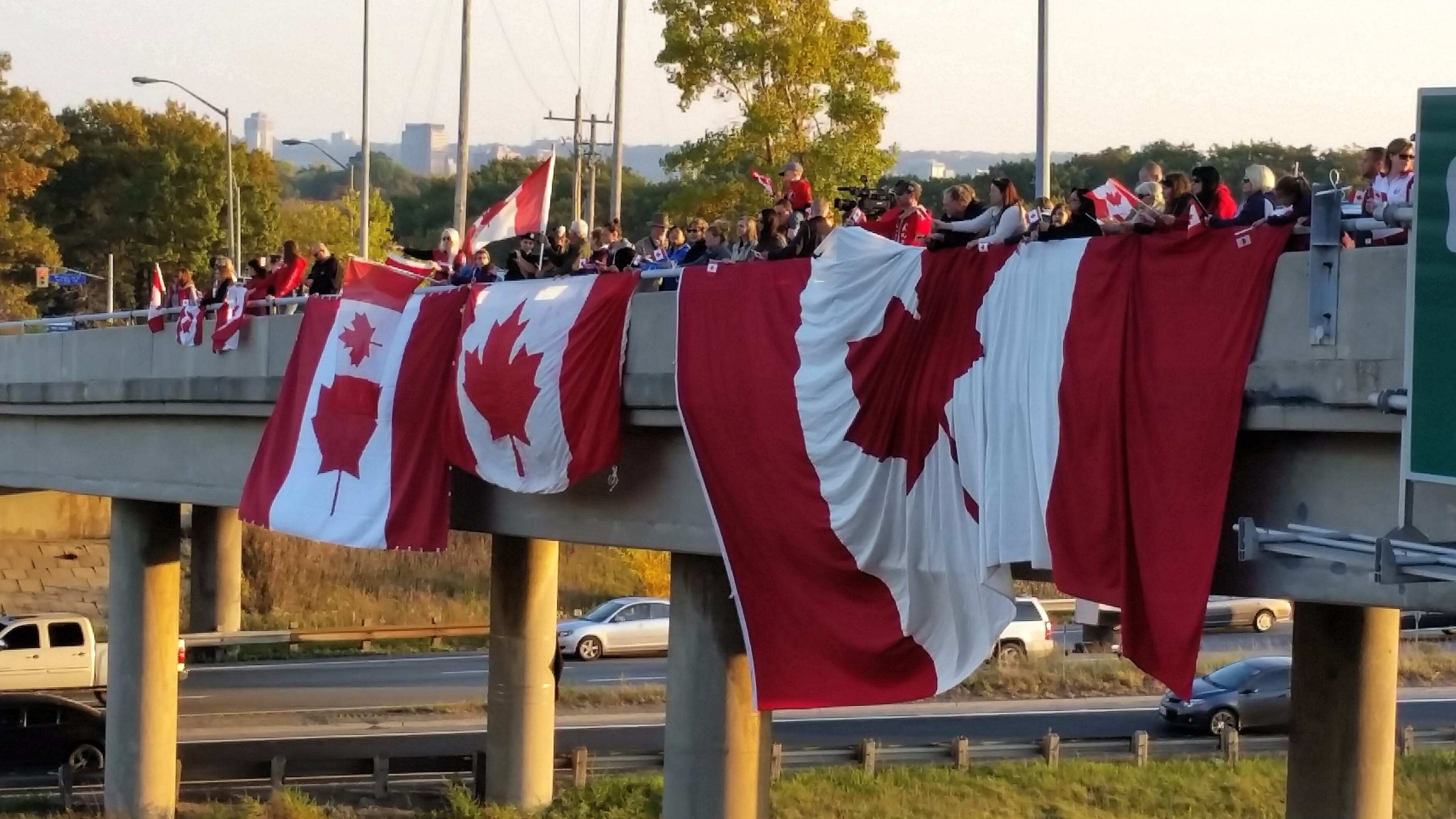 Repatriation of Cpl. Nathan Cirillo