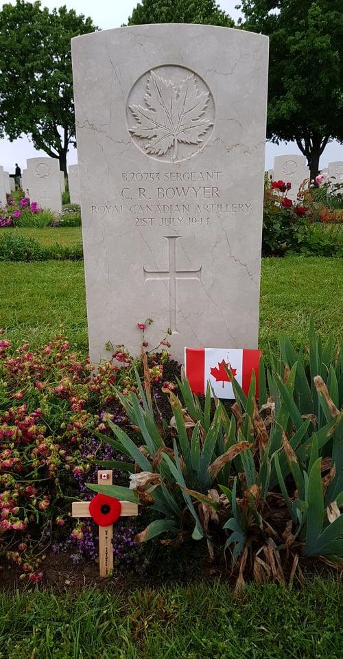 Fallen Canadian Soldier